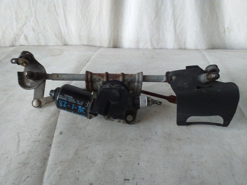 Мотор дворников Toyota Vitz NCP15 (б/у)