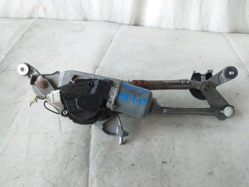 Мотор дворников Toyota Belta NCP96 (б/у)