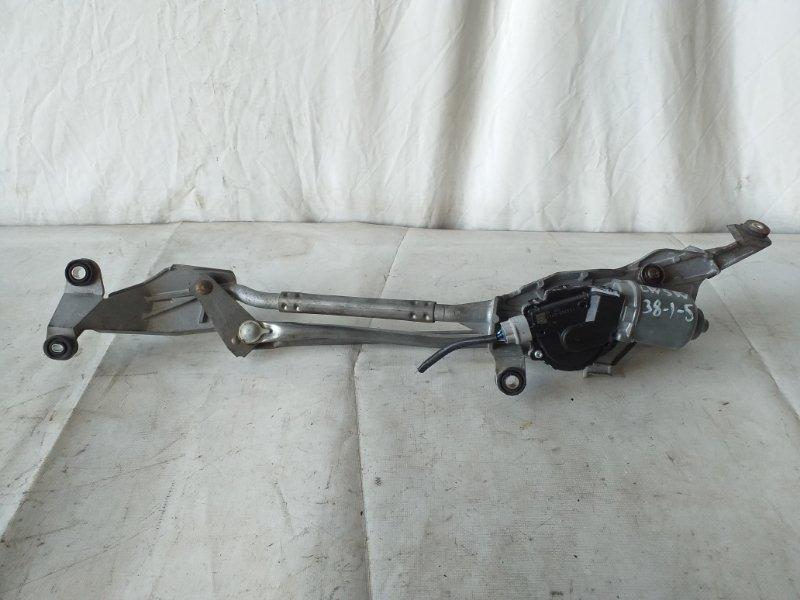 Мотор дворников Mitsubishi Outlander CW5W (б/у)