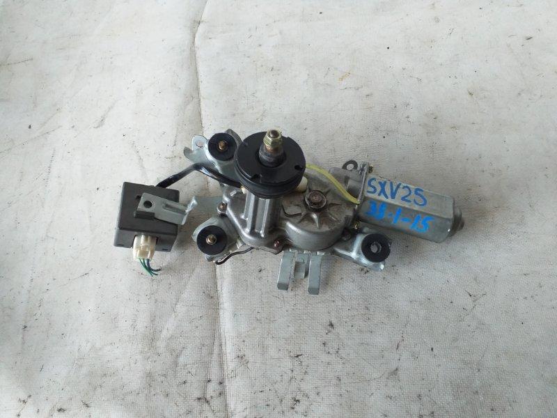 Мотор дворников Toyota Camry Gracia SXV25 задний (б/у)