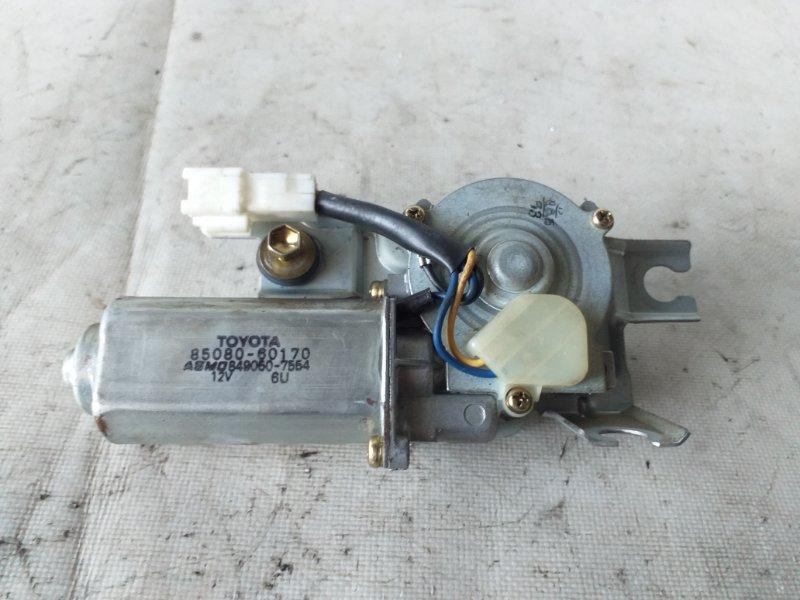 Мотор дворников Toyota Land Cruiser Cygnus UZJ100 задний (б/у)