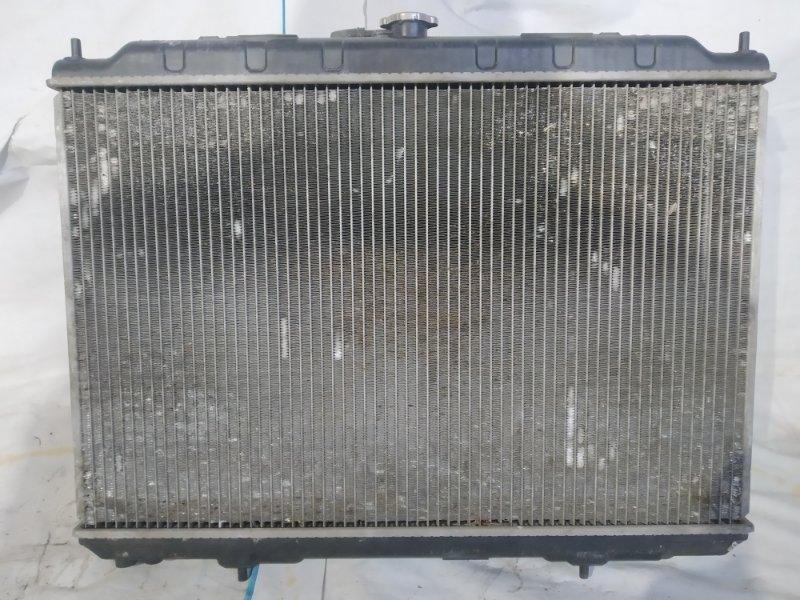 Радиатор двс Nissan X-Trail NT30 (б/у)