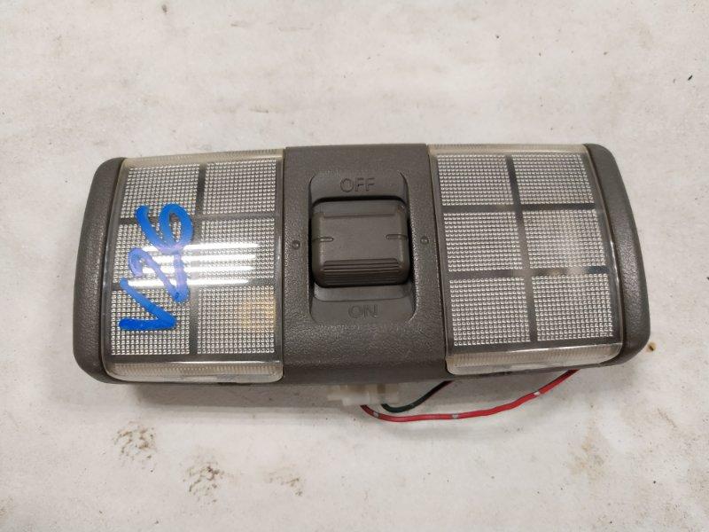 Светильник салона Mitsubishi Pajero V26W задний (б/у)
