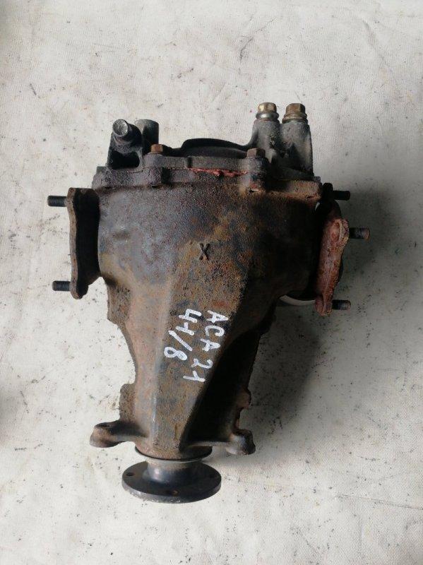 Редуктор Toyota Rav4 ACA21 1AZ задний (б/у)
