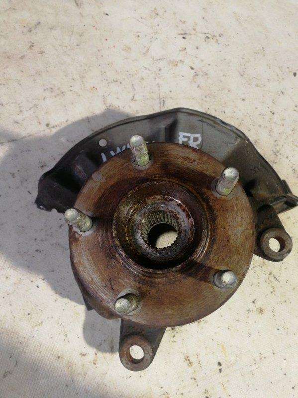 Ступица Mazda Mpv LWEW передняя правая (б/у)