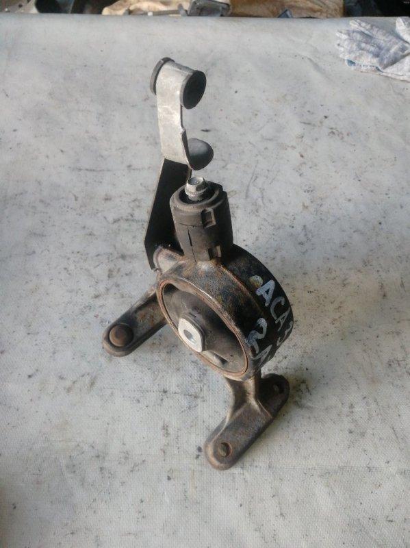 Подушка двигателя Toyota Rav4 ACA31 2AZ задняя (б/у)