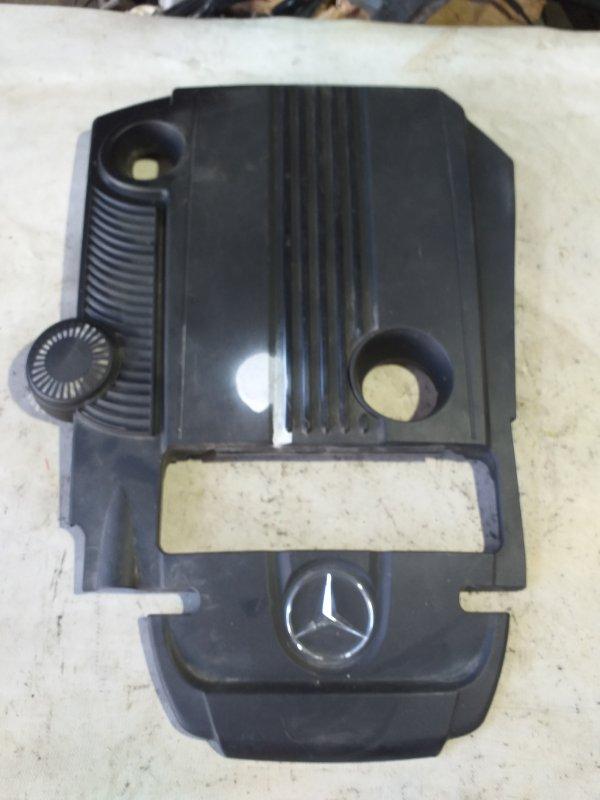 Крышка двс декоративная Mercedes-Benz C-Class W204 M271DE18EVO 31.05.2012 (б/у)
