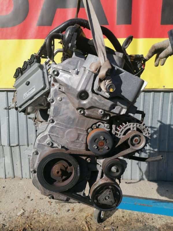 Двигатель Nissan Note E11 HR15-042505C (б/у)
