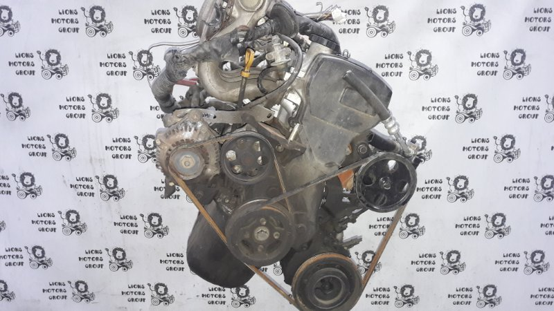 Двигатель Toyota Corsa EL53 5E-0798536 (б/у)