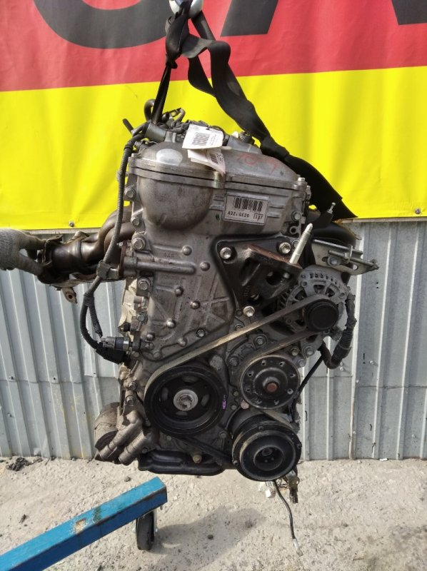 Двигатель TOYOTA AVENSIS куз. ZRT272 двг. 3ZR-FAE