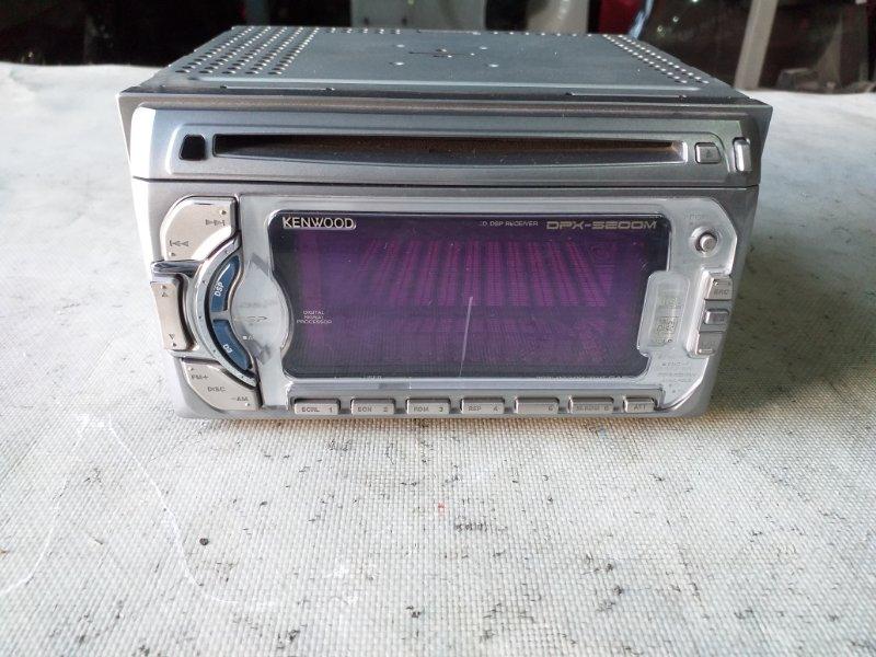 Магнитофон Toyota Land Cruiser Prado KZJ95 1KZTE 1997.09 (б/у)