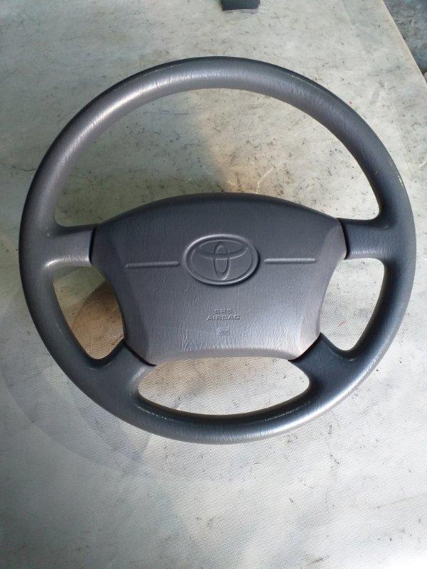 Руль Toyota Land Cruiser Prado KZJ95 1KZTE 1997.09 (б/у)