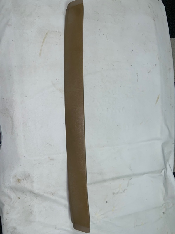 Накладка 5-й двери Toyota Gaia SXM15 3S-FE задняя (б/у)