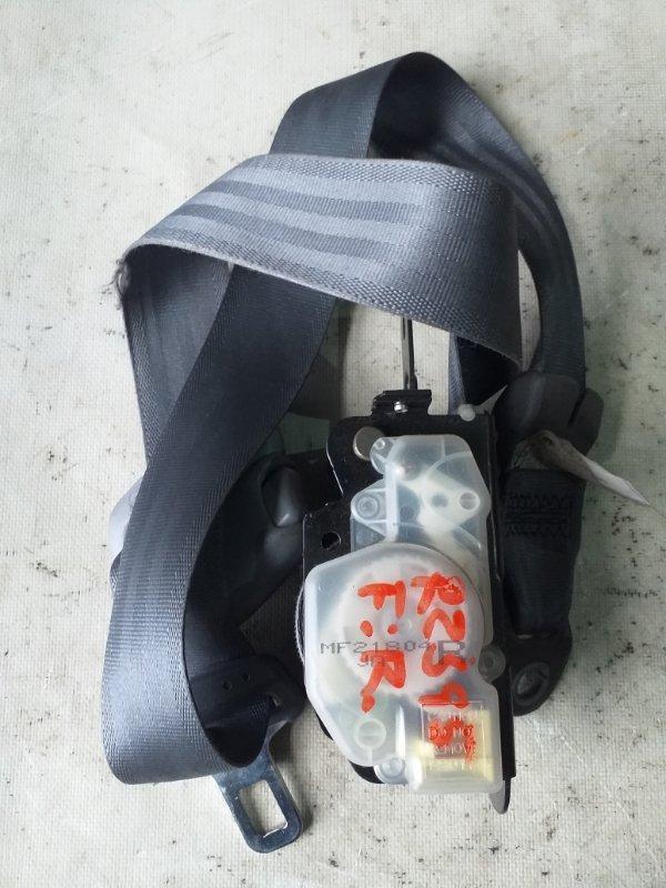 Ремень безопасности Toyota Land Cruiser Prado KZJ95 1KZTE 1997.09 передний правый (б/у)