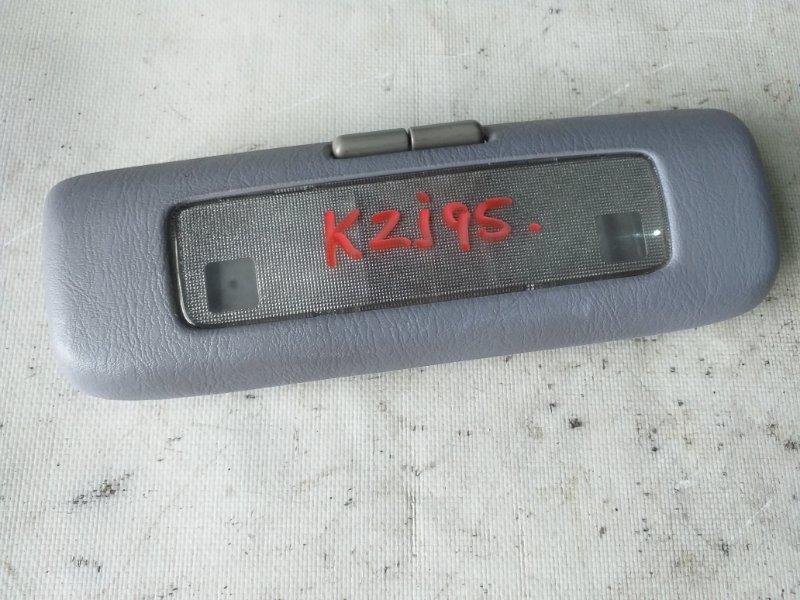 Светильник салона Toyota Land Cruiser Prado KZJ95 1KZTE 1997.09 передний (б/у)