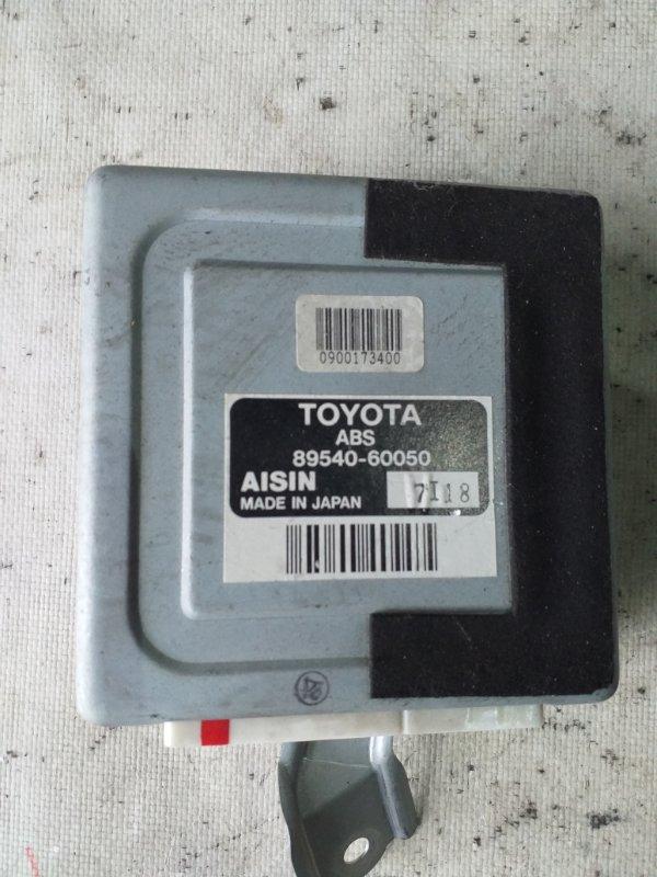 Блок abs Toyota Land Cruiser Prado KZJ95 1KZTE 1997.09 (б/у)