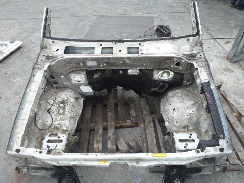 Половина кузова Toyota Land Cruiser Prado KZJ95 1KZTE 1997.09 передняя (б/у)