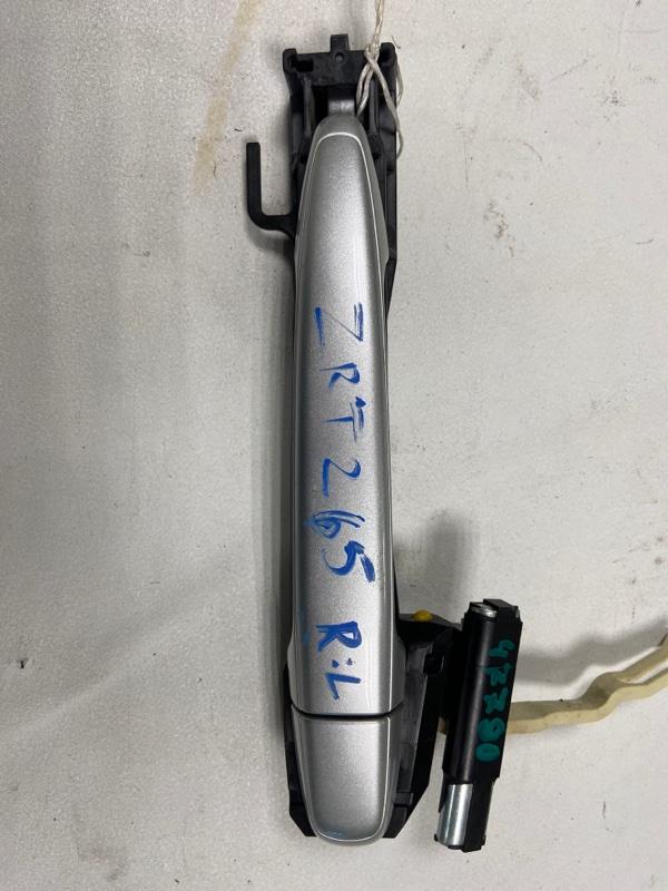 Ручка двери Toyota Allion ZRT265 задняя левая (б/у)