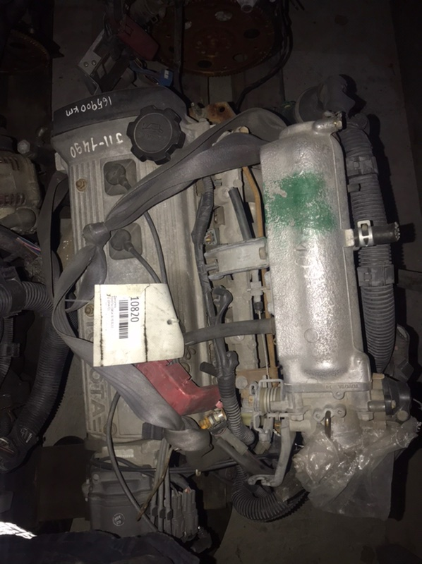 Двигатель Toyota Corsa EL53 5E-FE (б/у)