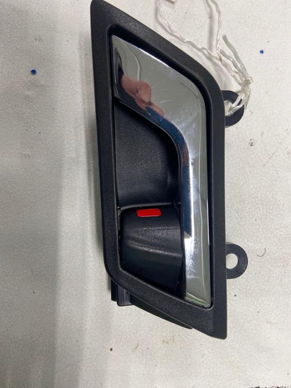 Ручка двери внутренняя Toyota Allion ZRT265 передняя левая (б/у)