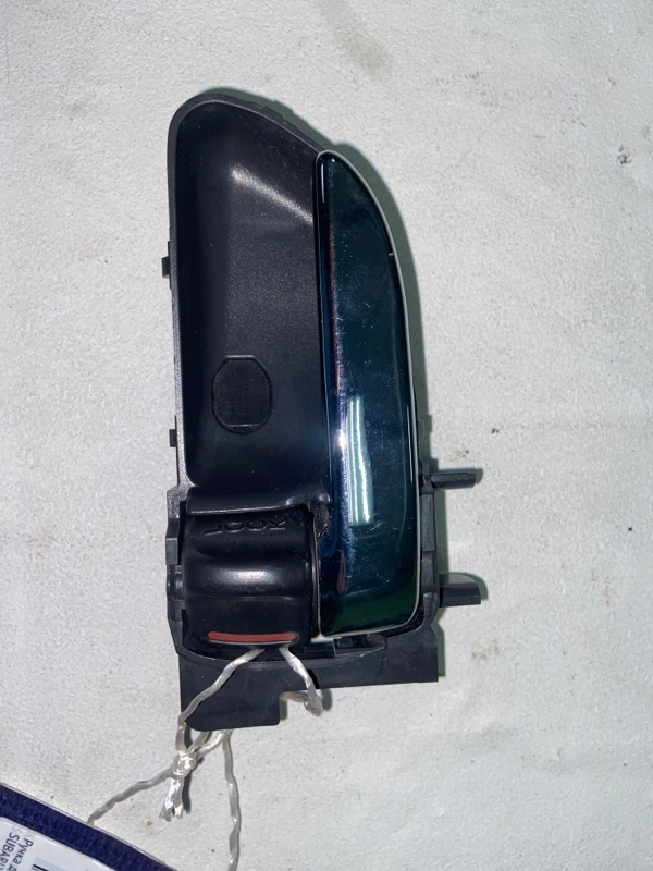 Ручка двери внутренняя Subaru Forester SG5 EJ20 задняя левая (б/у)
