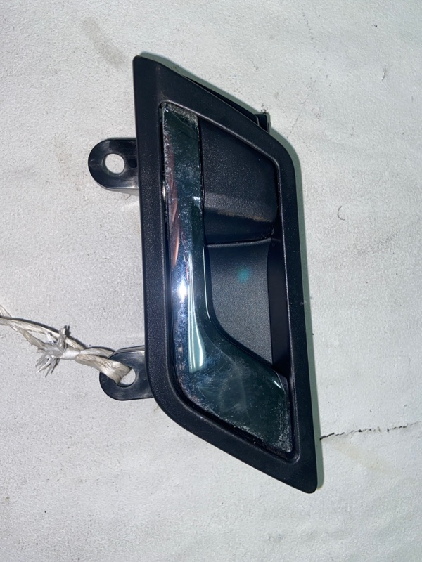 Ручка двери внутренняя Toyota Allion ZRT265 задняя левая (б/у)