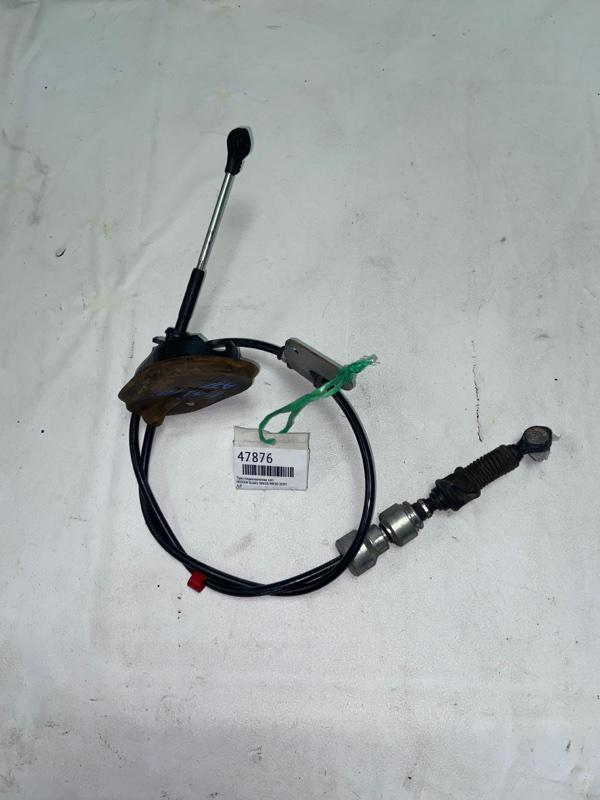 Трос переключения акпп Nissan Dualis KNJ10 MR20 2009 (б/у)