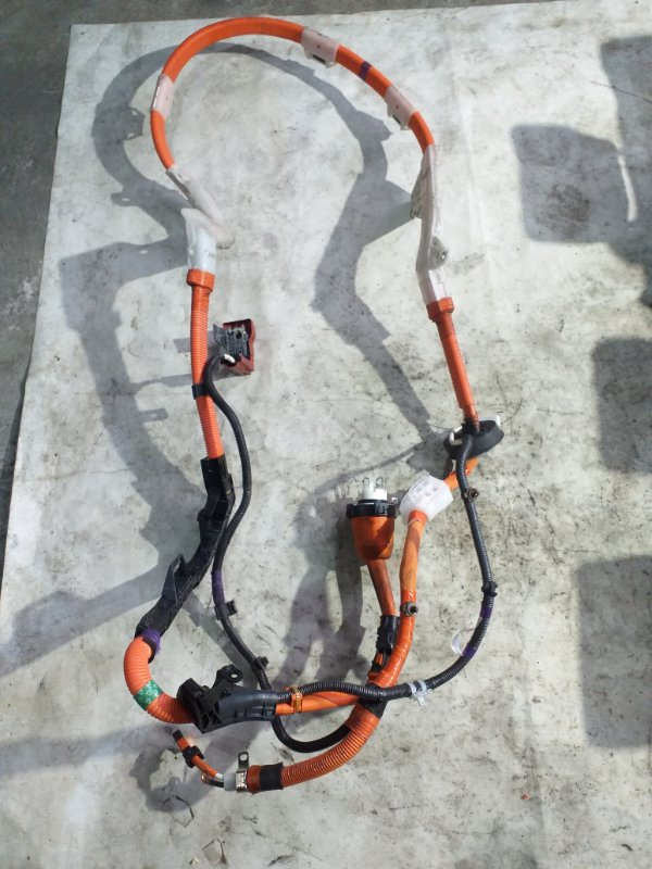 Высоковольтный провод Toyota Prius ZVW30 2ZR-FXE 2012.03 (б/у)