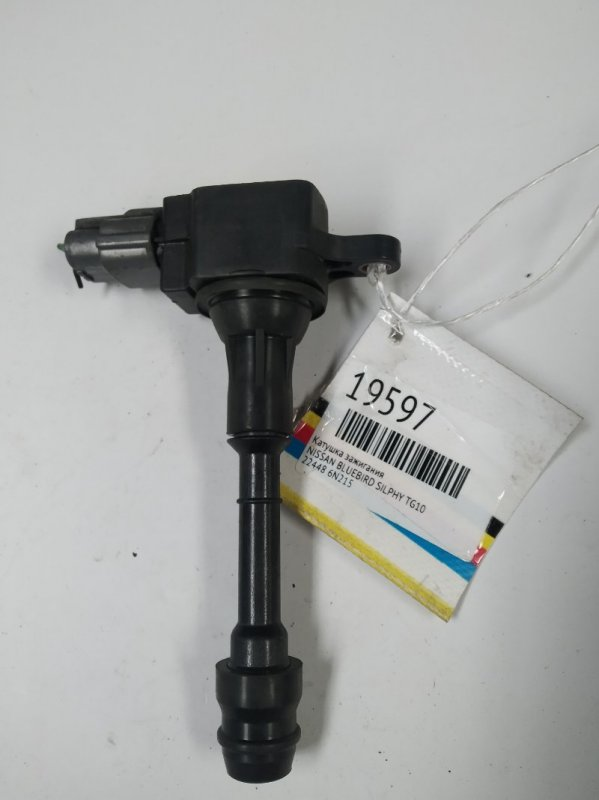 Катушка зажигания Nissan Bluebird Silphy TG10 QG18DE (б/у)