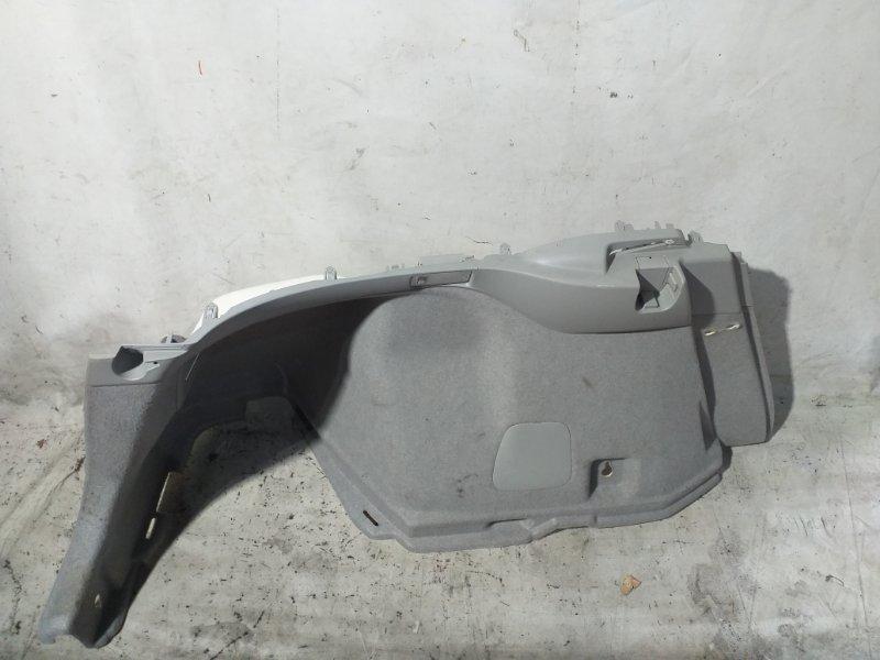Обшивка багажника Toyota Prius ZVW30 2ZR-FXE 2012.03 задняя левая (б/у)