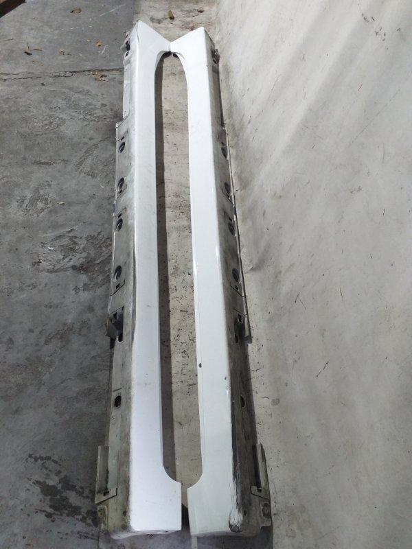 Порог кузова Toyota Prius ZVW30 2ZR-FXE 2012.03 (б/у)