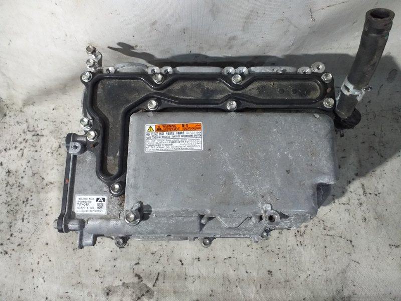 Инвертор Toyota Prius ZVW30 2ZR-FXE 2012.03 (б/у)