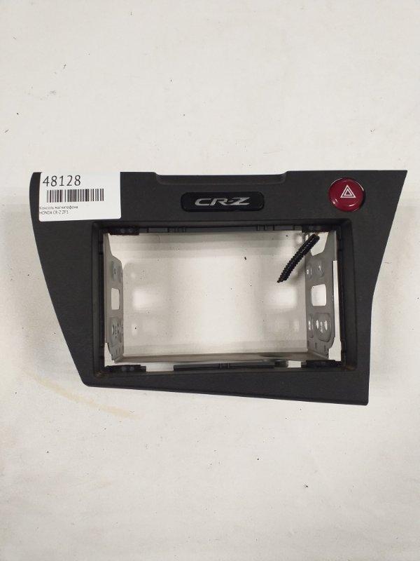 Консоль магнитофона Honda Cr-Z ZF1 (б/у)