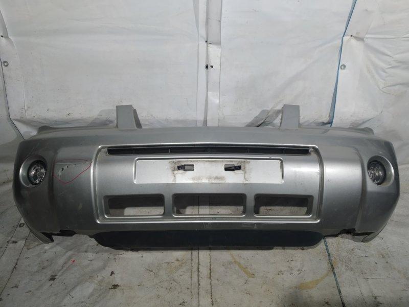 Бампер Nissan X-Trail NT30 QR20DE передний (б/у)