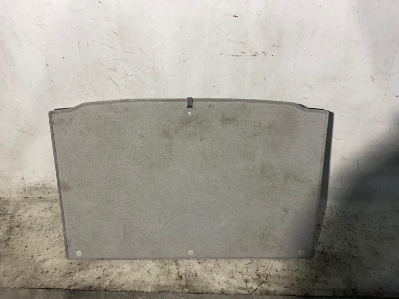 Обшивка багажника Toyota Prius ZVW30 2ZR-FXE 2012.03 (б/у)