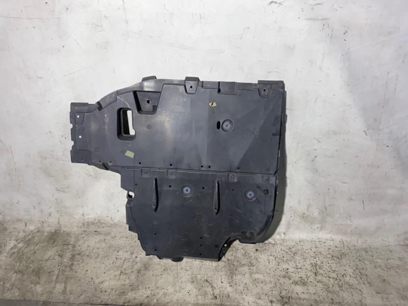 Защита Toyota Prius ZVW30 2ZR-FXE 2012.03 задняя (б/у)