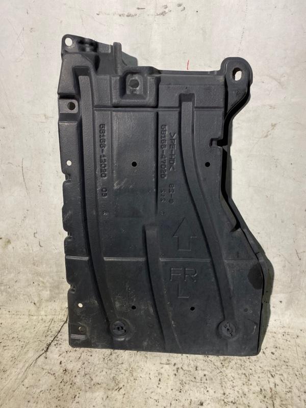Защита Toyota Prius ZVW30 2ZR-FXE 2012.03 (б/у)