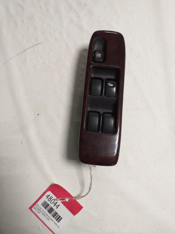 Блок упр. стеклоподъемниками Mitsubishi Pajero V78W передний правый (б/у)