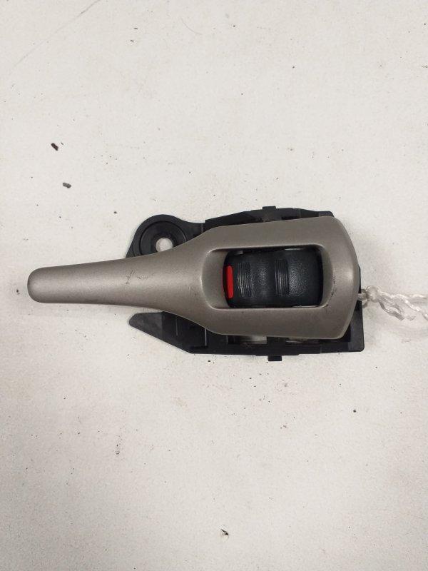 Ручка двери Toyota Corolla Fielder NZE144 задняя левая (б/у)