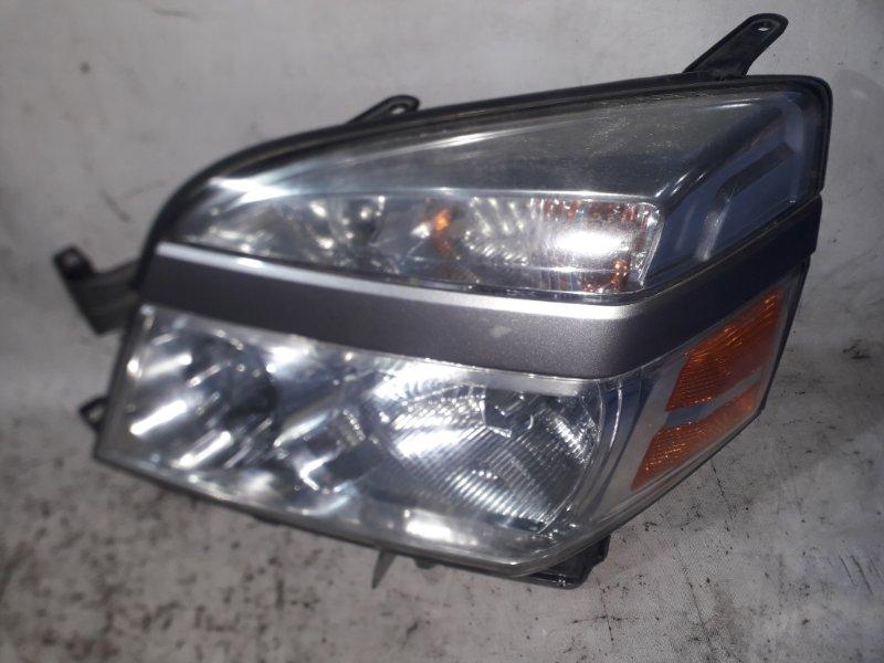 Фара Toyota Voxy AZR65 1AZ-FSE 2007.02 передняя левая (б/у)