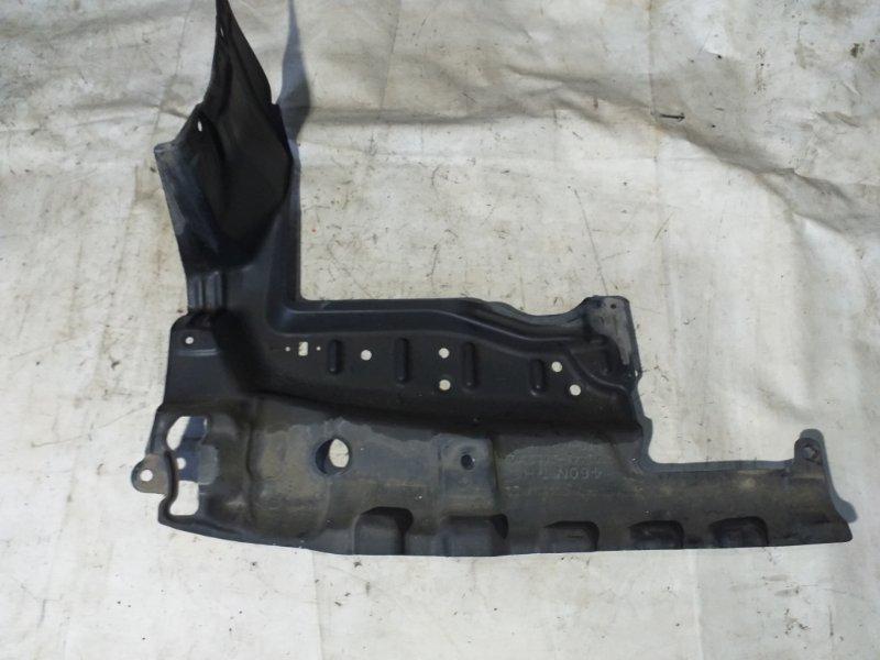 Защита двигателя Toyota Voxy AZR65 1AZ-FSE 2007.02 передняя правая (б/у)