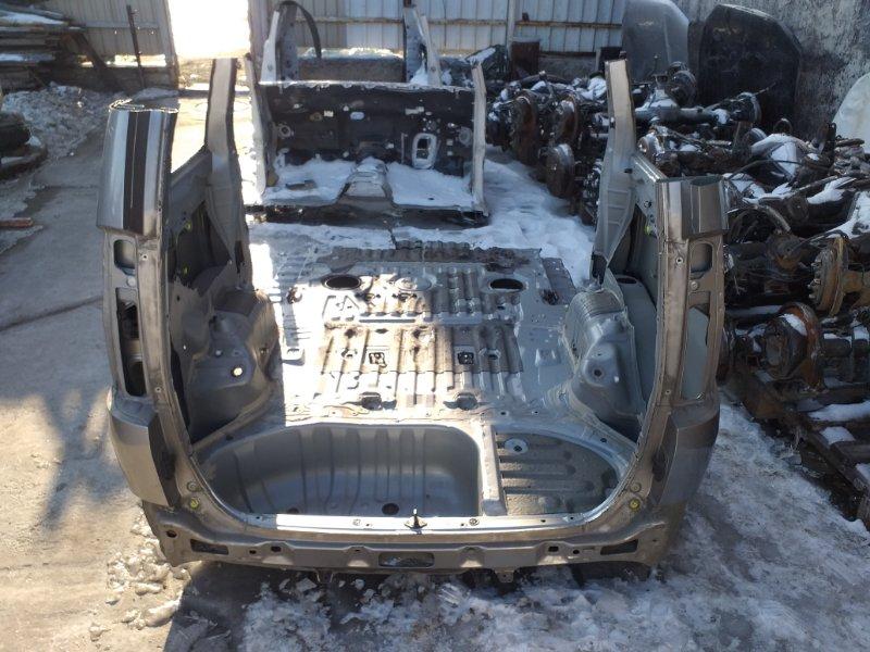 Половина кузова Toyota Voxy AZR65 1AZ-FSE 2007.02 задняя (б/у)