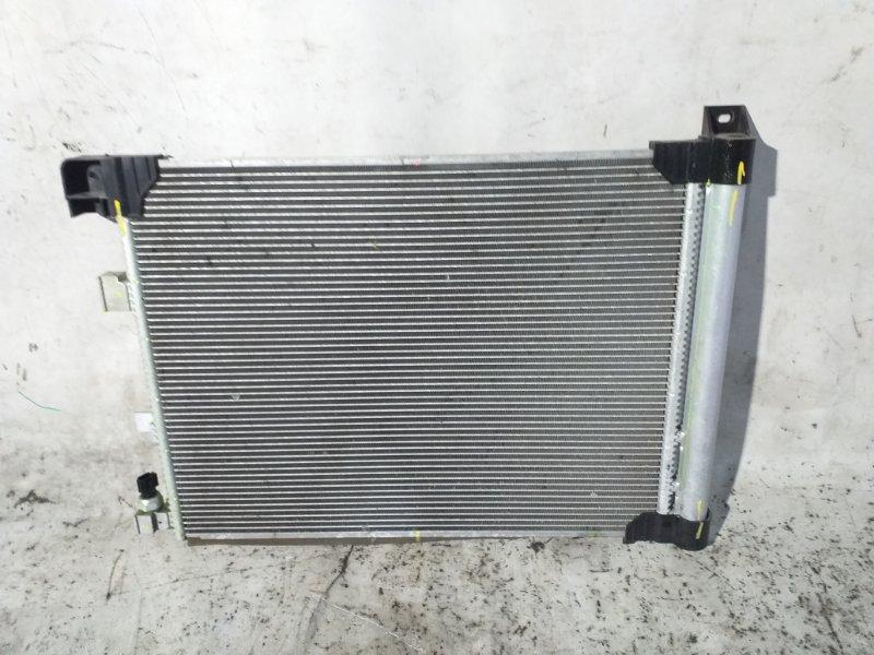 Радиатор кондиционера Nissan Sylphy TB17 MRA8DE 2013 (б/у)