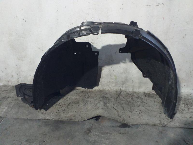 Подкрылок Nissan Sylphy TB17 MRA8DE 2013 передний левый (б/у)