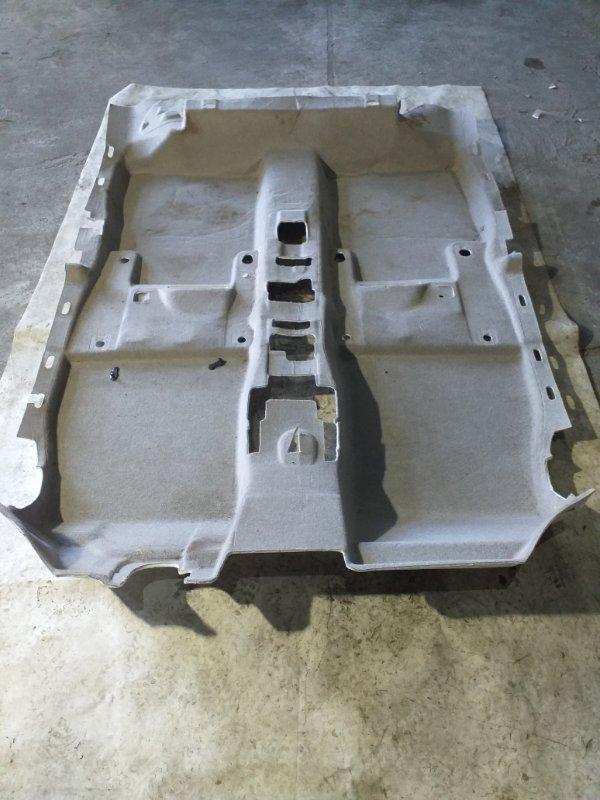 Обшивка пола Nissan Sylphy TB17 MRA8DE 2013 (б/у)
