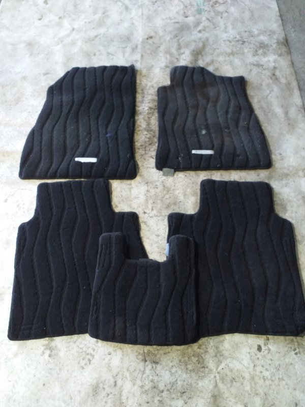 Коврики комплект Nissan Sylphy TB17 MRA8DE 2013 (б/у)