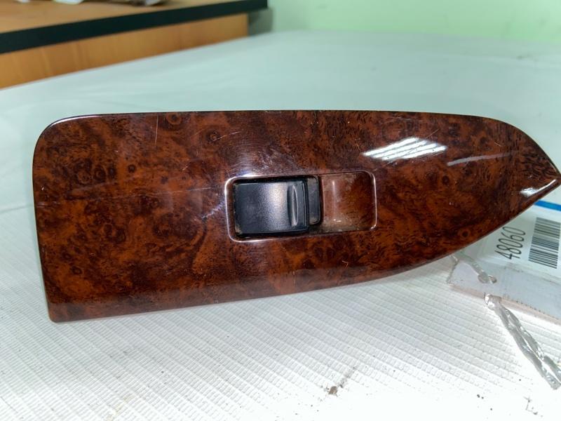Блок управления стеклоподъемниками Toyota Cresta JZX105 задний правый (б/у)
