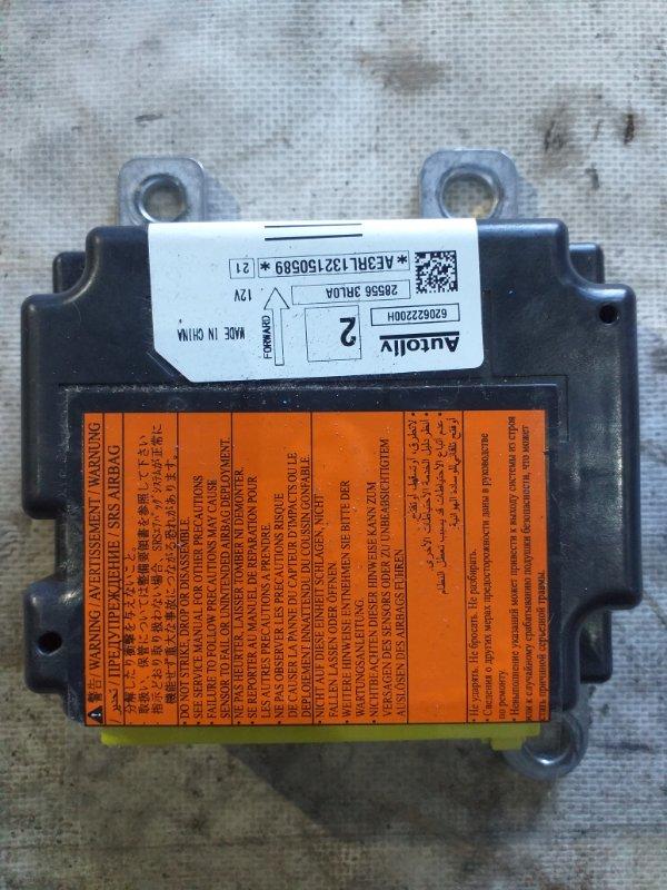 Блок управления airbag Nissan Sylphy TB17 MRA8DE 2013 (б/у)