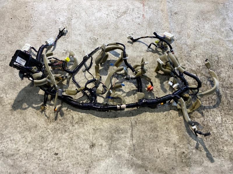 Проводка под торпеду Nissan Sylphy TB17 MRA8DE 2013 (б/у)