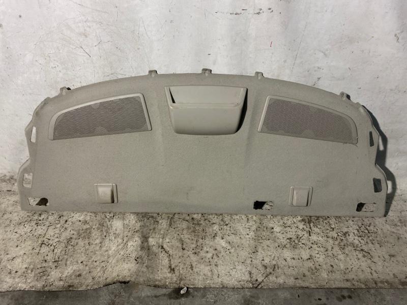 Полка багажника Nissan Sylphy TB17 MRA8DE 2013 (б/у)